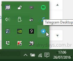 Como desativar Telegram no caso de celular roubado