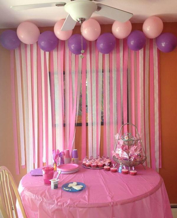 Como fazer uma festa de aniversário barata