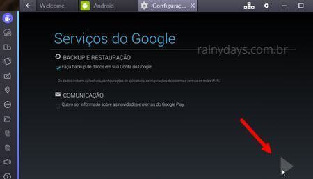 Usar aplicativos do Android no Windows 11
