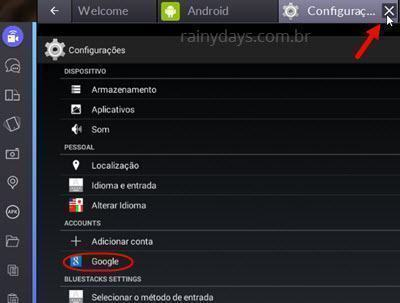 Usar aplicativos do Android no Windows 12