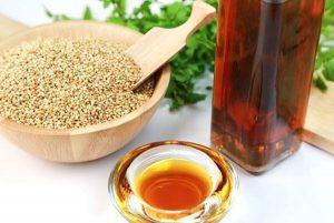 Benefícios do óleo de gergelim para a saúde