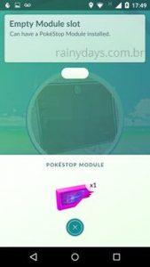Como usar Lure no Pokestop no Pokemon Go