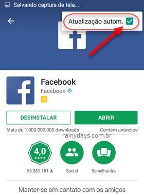 Desativar atualização automática de apps específicos 2