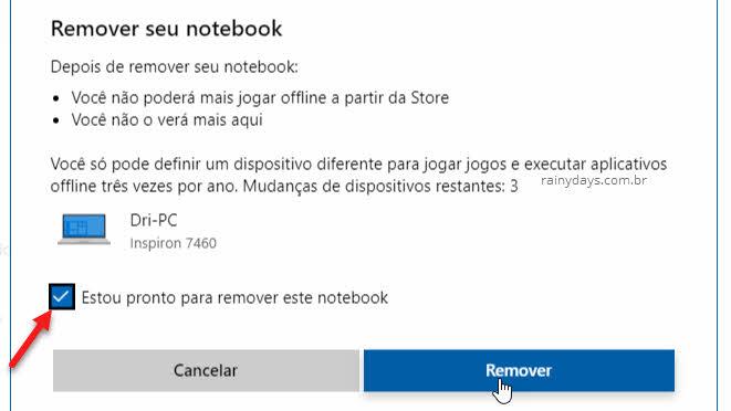 Como remover dispositivos da conta Microsoft desvicular PC celular Xbox