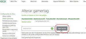 Como mudar gamertag do Xbox (Nome de Jogador)