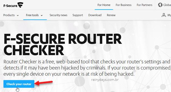 Como verificar se roteador foi hackeado