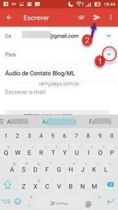 Como baixar mensagens de áudio do WhatsApp no Android e iOS
