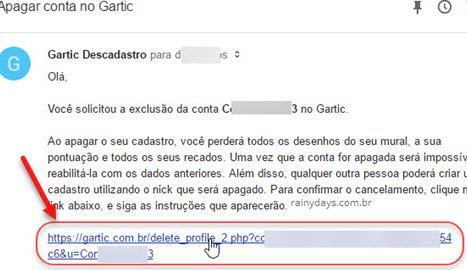 Como excluir conta do Gartic 5