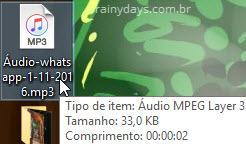 Como converter áudio do WhatsApp opus para mp3 (6)