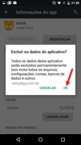 trocar entre usuários no app Grindr