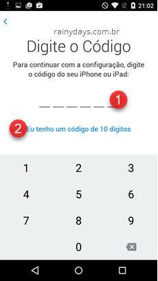 Como migrar do Android para iPhone 5