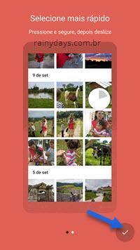 Configurar Google Fotos 2