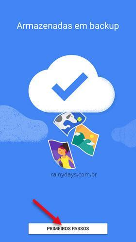 Liberar espaço no Android com Google Fotos