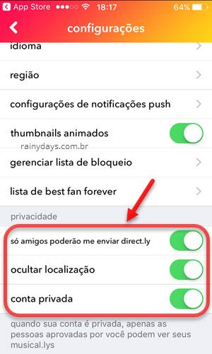 Como excluir a conta do musical.ly