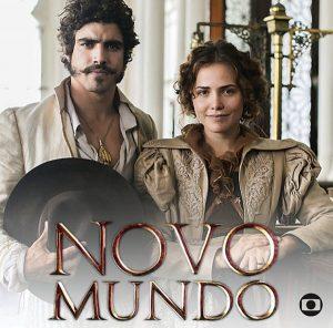 Trilha Sonora da novela Novo Mundo