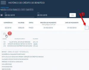 Tirar extrato de pagamentos do INSS online