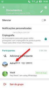 Como usar o WhatsApp para guardar documentos e arquivos privados