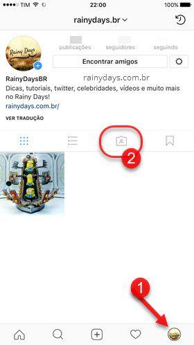 Perfil Instagram Fotos com Você