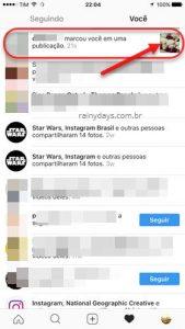 Como não deixar outras pessoas te marcarem no Instagram