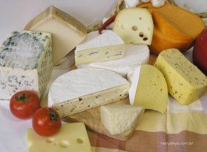 Benefícios do queijo para saúde