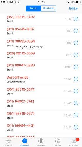 ligações spammers depois de desinstalar Truecaller
