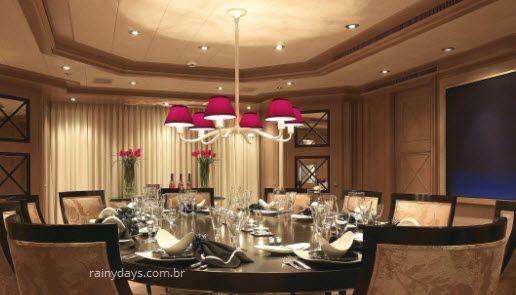lustres modernos para sala de jantar mesa 3