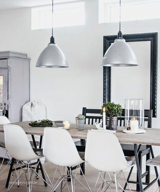 Modelos de lustres modernos para sala de jantar lustres for Modelos de sala de casa