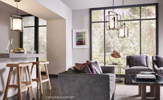 modelos de lustres para sala de estar 3