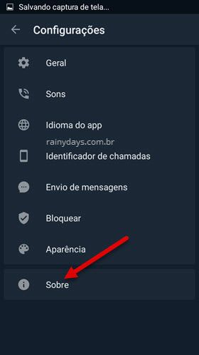 Sobre Truecaller app Android