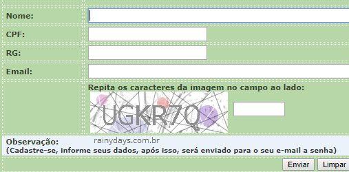 cadastrar número para Não Perturbe propaganda Rio Grande do Sul