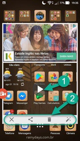 Gravar tela do Android app grátis AZ