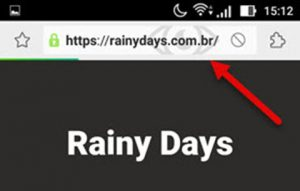 Como usar navegador em modo anônimo no Android