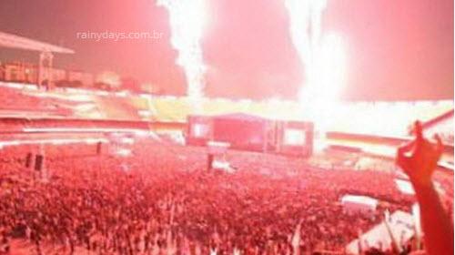 Metallica no Brasil em 2010 vídeos