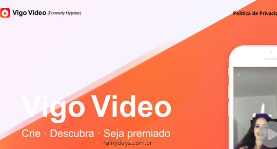 Como excluir conta do Vigo Video antigo Hypstar