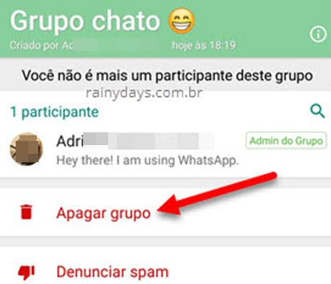 Como impedir que me adicionem em grupos do WhatsApp
