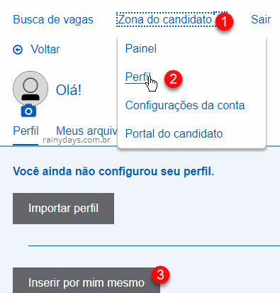 Zona do candidato General Eletric