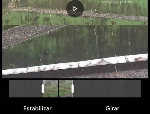 Como cortar um vídeo no celular usando Google Fotos