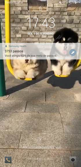 Papel de parede animado do TikTok no Android