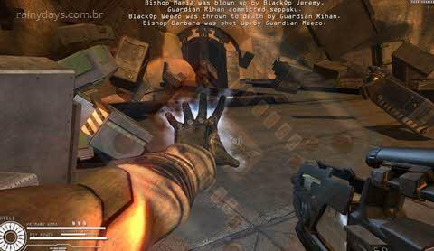 Jogo CellFactor Revolution download grátis