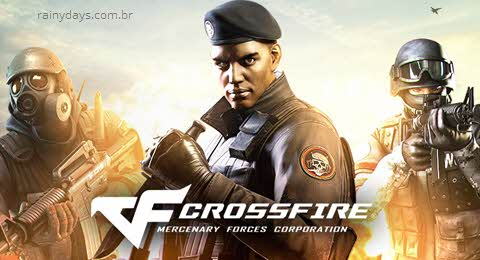 Excluir conta do Crossfire