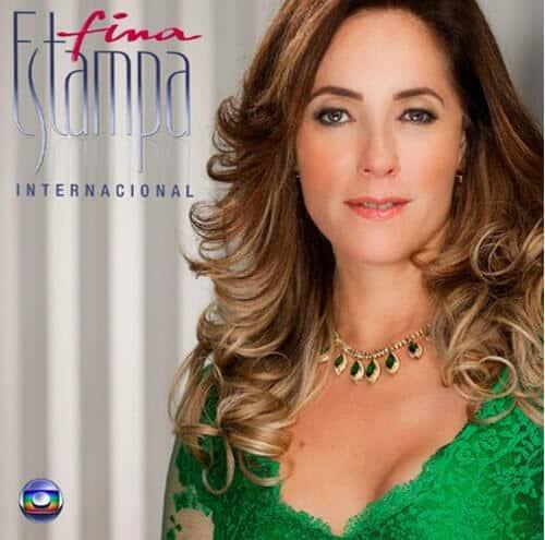 Trilha sonora da novela Fina Estampa Internacional