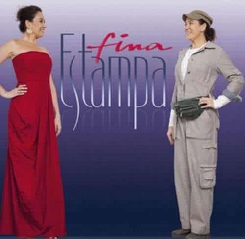 Trilha sonora da novela Fina Estampa Nacional