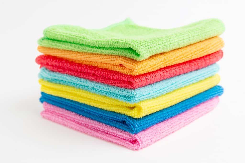 Como lavar pano microfibra e flanela de óculos