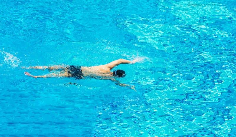 Benefícios da natação para a saúde