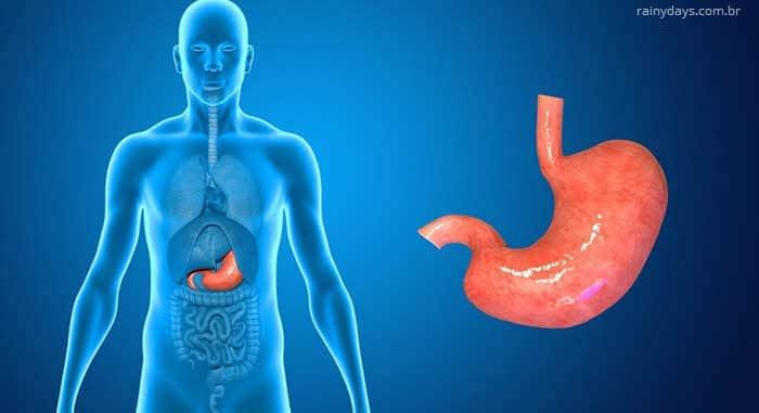 Chiclete engolido fica no estômago por anos?