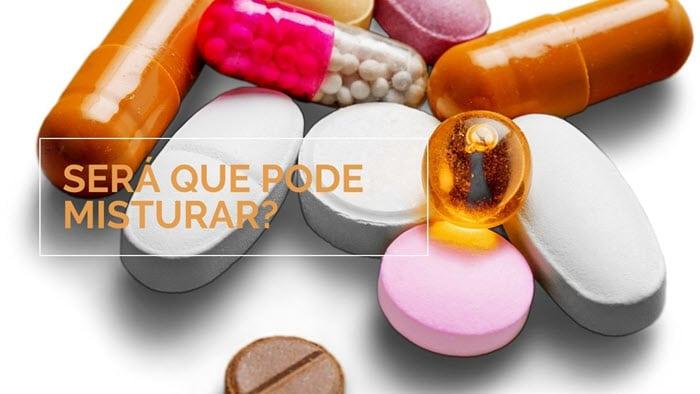 Suplementos de cálcio interagem com medicamentos?
