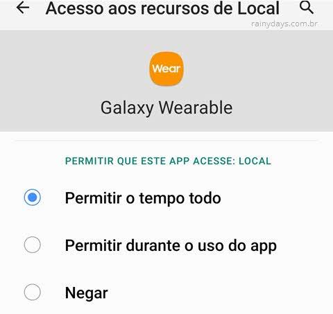 Como ver quais aplicativos do Android acessam sua localização e bloquear